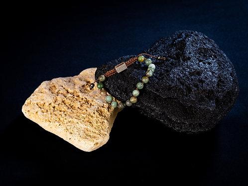 The Australian Bloodstone Bracelet
