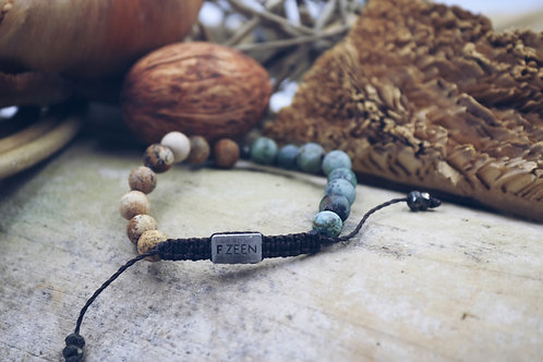 The African Picture Bracelet
