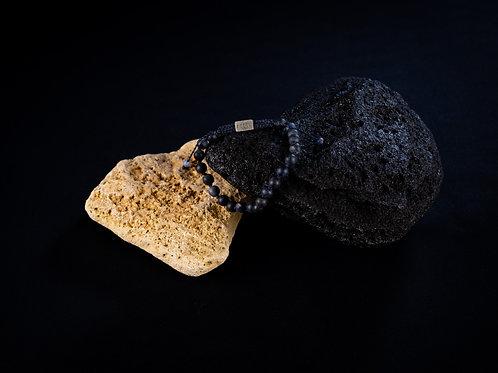 The Dumortierite Bracelet