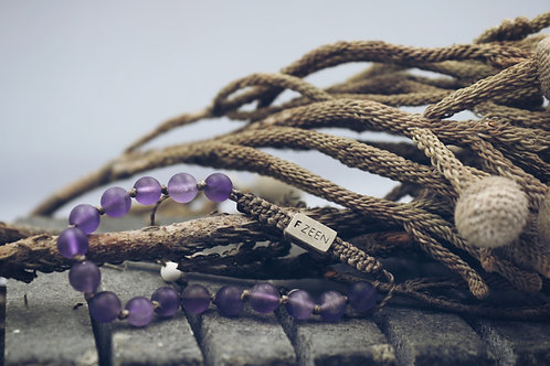 The Amethyst Bracelet