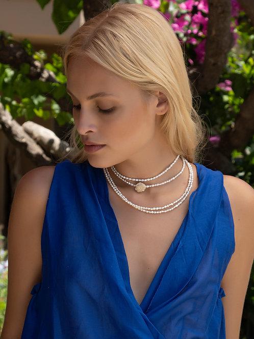 Psamathe Necklace