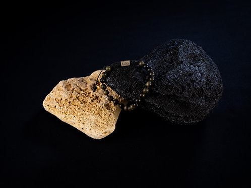 The Obsidian Bracelet