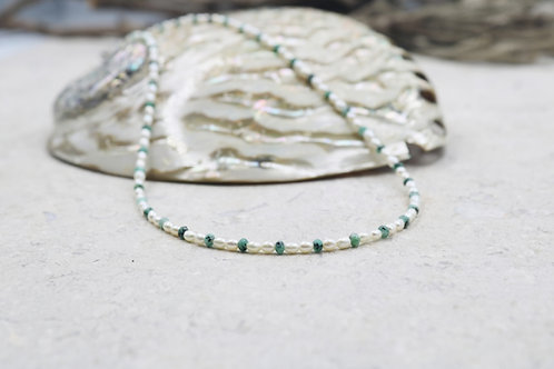 Limnoreia Necklace