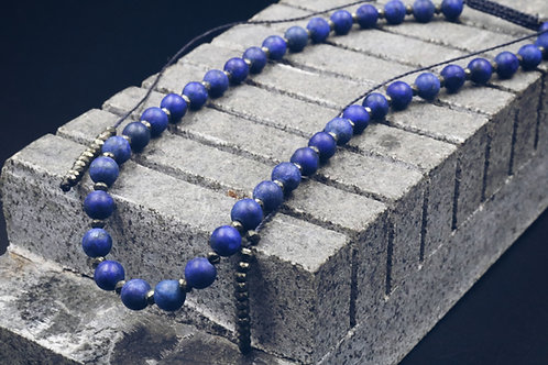 The Lapis Lazuli Necklace