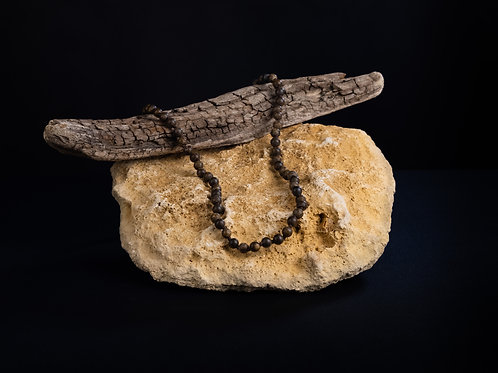 The Bronzite Necklace