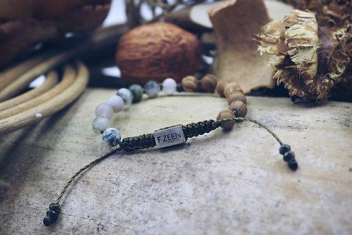 The Wooden Moss Bracelet