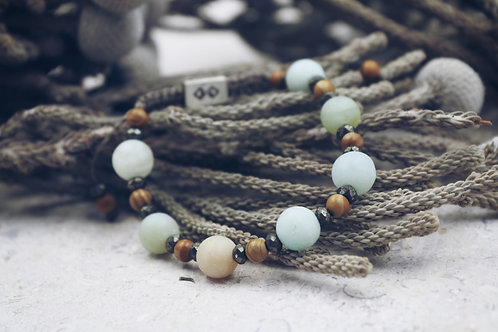 The Amazonite Bracelet