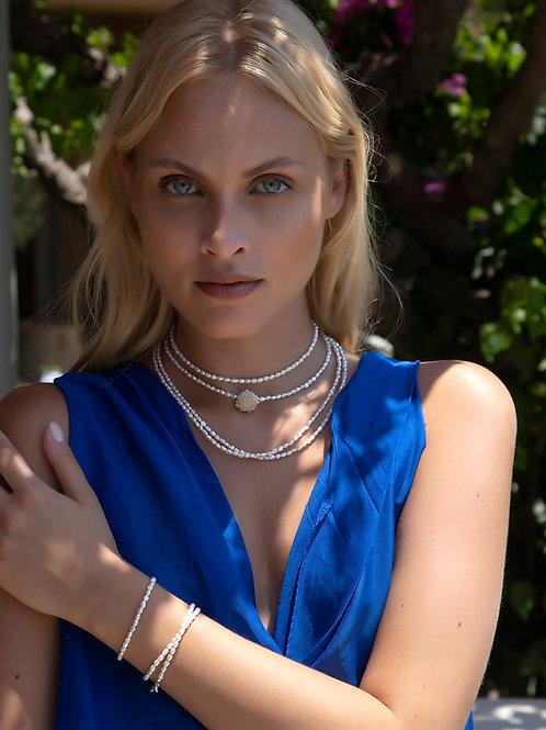 Evagora Long Necklace