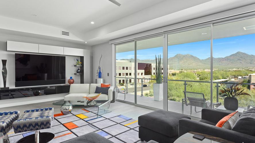 Modern loft in Scottsdale
