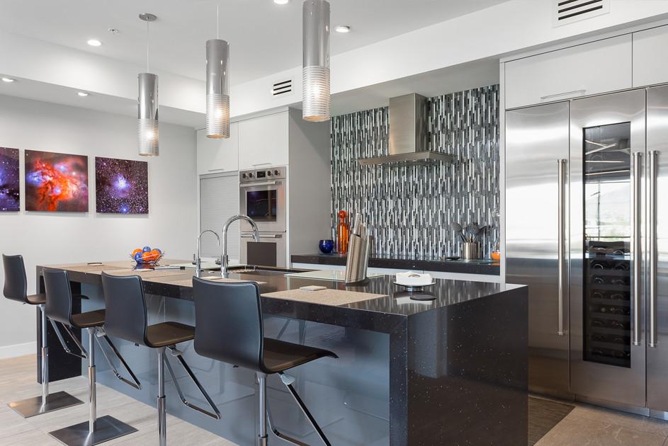 Custom Luxury Kitchen