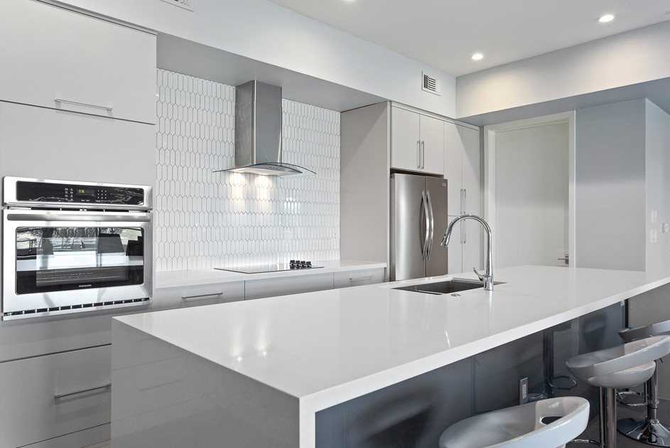 Luxury Appliances and Fixtures