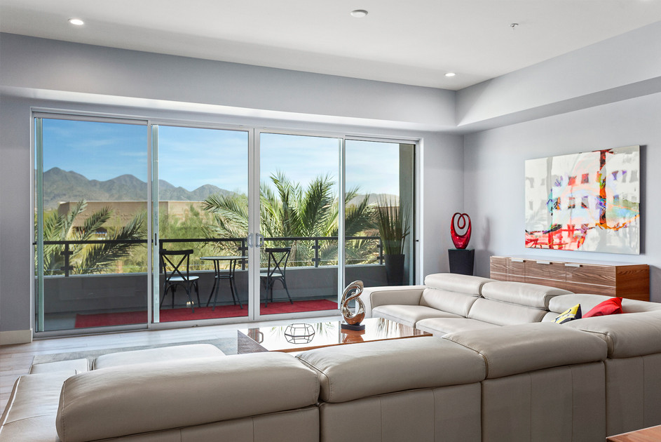 Condo''s with spectacular views in Scottsdale.
