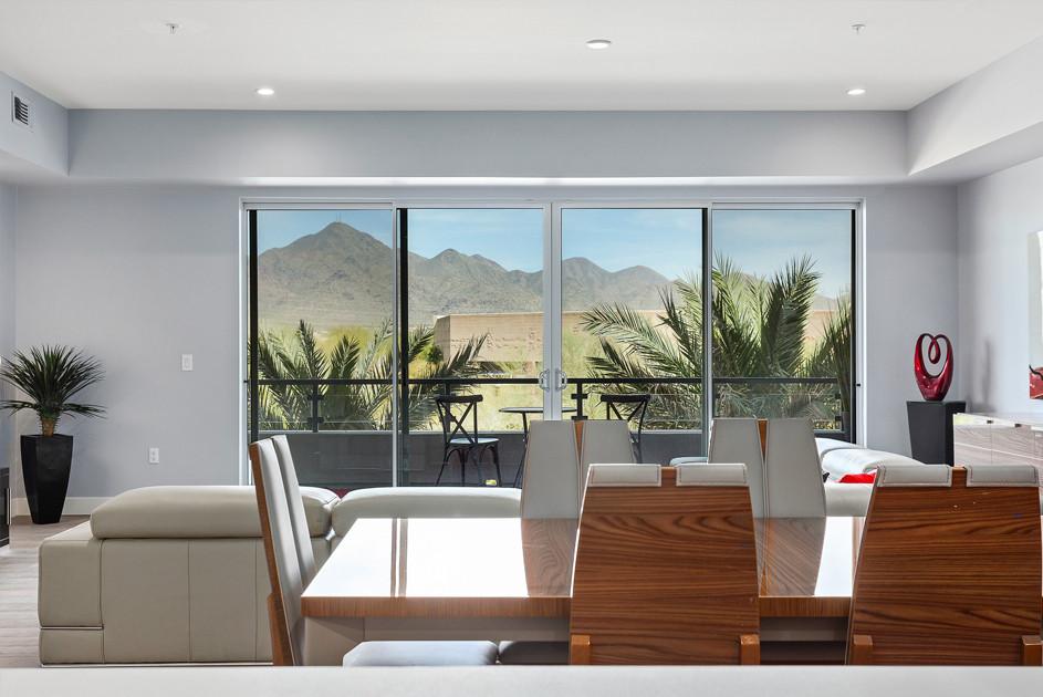 SOHO Scottsdale Dining Room