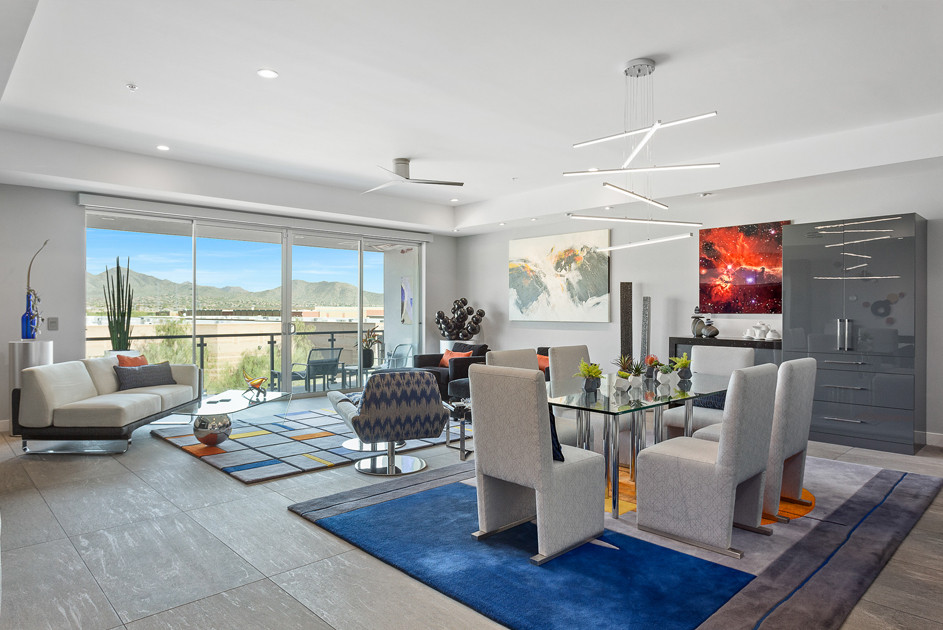 Contemporary Condo's and Lofts in Scottsdale