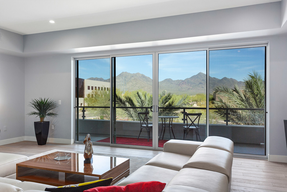Bright and Spacious Areas