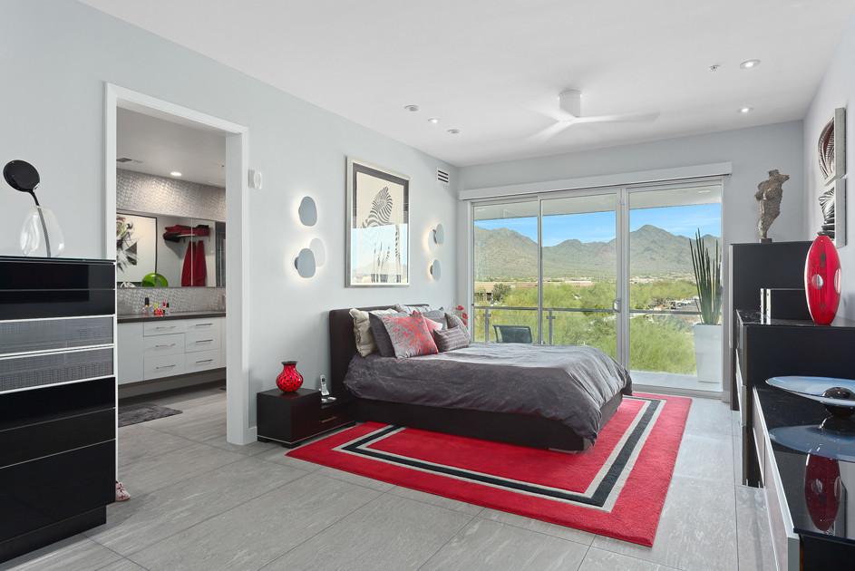 Luxury Modern Master Suite