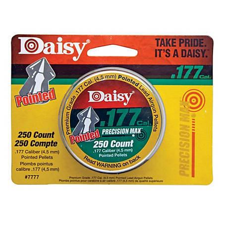 Daisy pellets