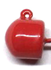 Swivel ned candy apple red