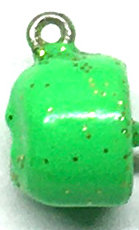 90  Green chartreuse sparkle