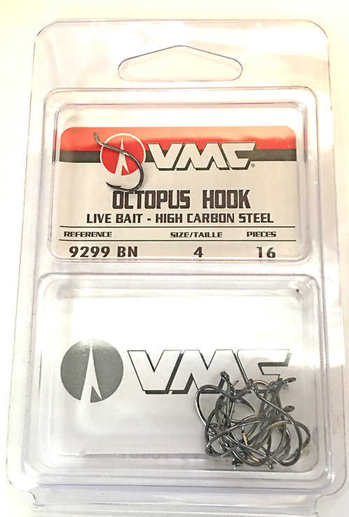Vmc Octopus hooks