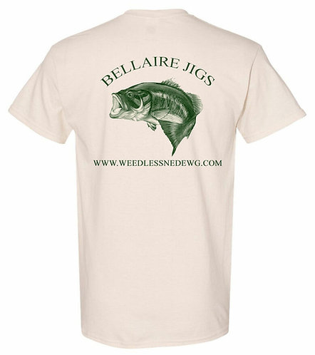 Bellaire jigs T-shirt