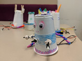 Cup bot!