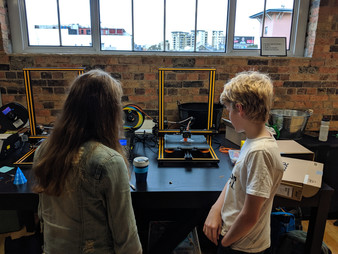 3D printing and design