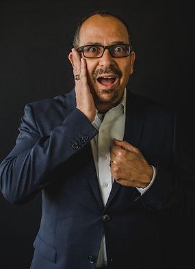 Christian Comedian Nazareth