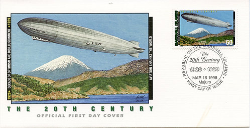 Marshall Islands Scott 654n FDC Post Marked in Majuro with Calle Cachet