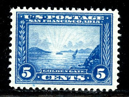 U.S. Scott 399 VF VLH