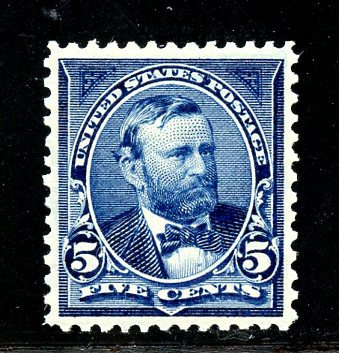 U.S. Scott 281 VF-XF MNH