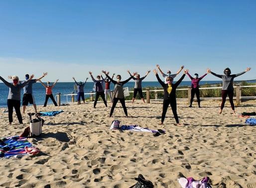 Yoga as a Pandemic Essential