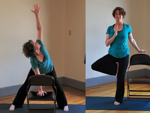 What Is Chair Yoga, Anyway?