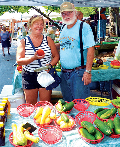 Peachtree City Farmer's Market