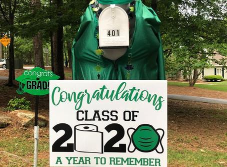 Graduation Time - Manny Style!
