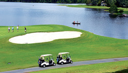 Golf in Peachtree City