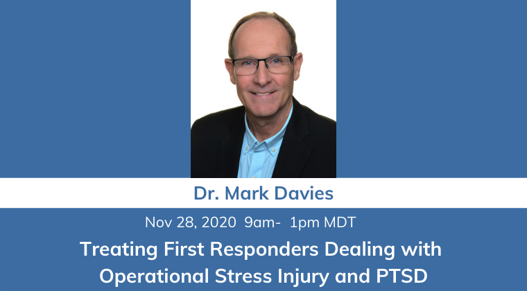 Dr. Mark Davies Carousel - Nov 2020