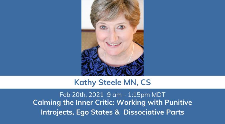Kathy Steele - Feb 2021