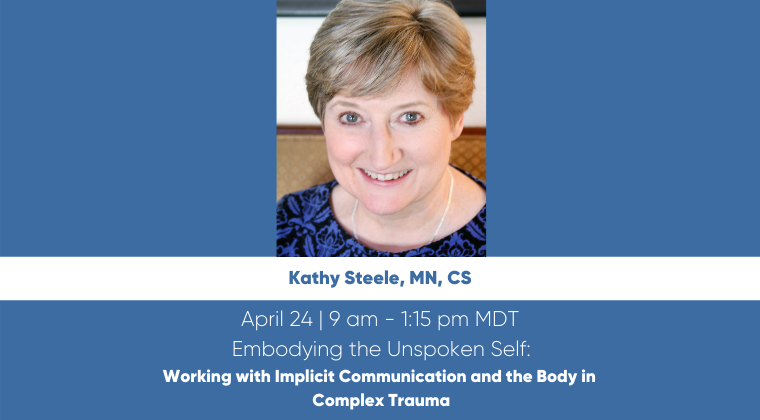 Kathy Steele - April 2021