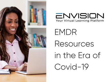 EMDR Resources in the Era of Covid-19