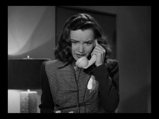 The Phantom Lady's hat of horror (1944)