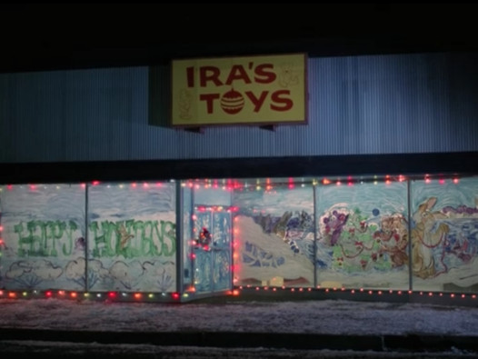 Xmas Horror Triple Bill: The picking-up-things montage in Silent Night, Deadly Night (1984)