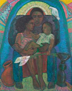 Consagrada (Holy Family)
