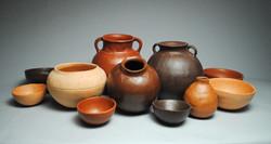 Earthenware Vessels