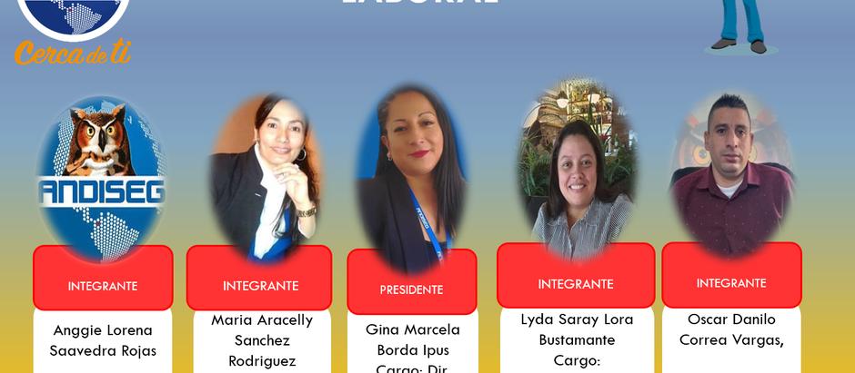 RECUERDA QUIENES FORMAN PARTE DEL COMITE DE CONVIVENCIA