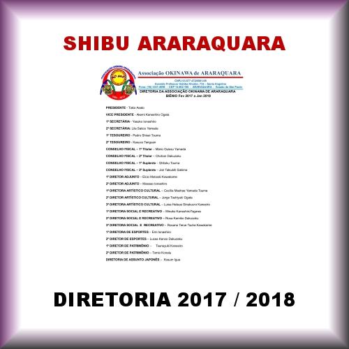 SHIBU ARARAQUARA
