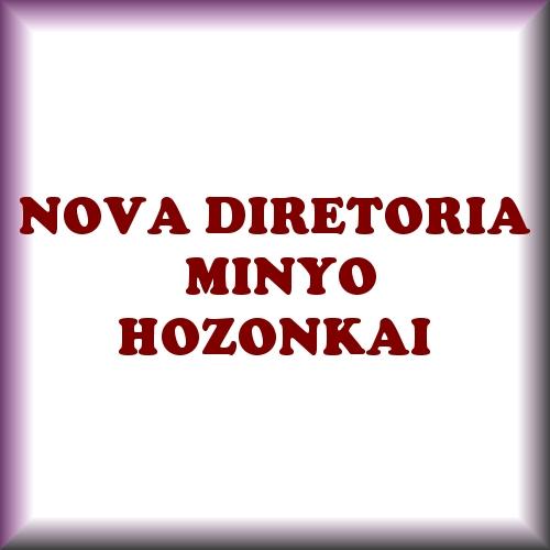 NOVA DIRETORIA MINYO HOZONKAI