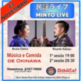 MINYO LIVE