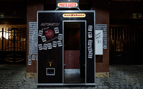 photo booth hire Surbition, South London