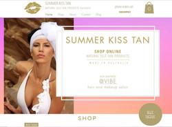 Summer Kiss Tan shop online